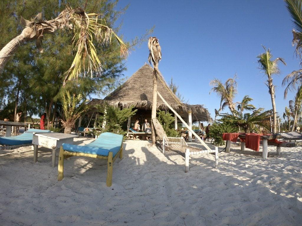 Il Kae Beach Bar a Michamvi