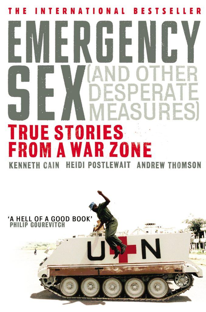 Copertina di Emergency Sex and Other Desperate Measures)