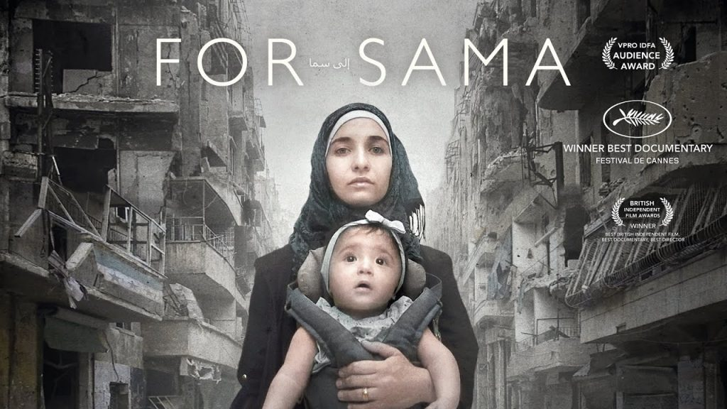 For Sama documentario