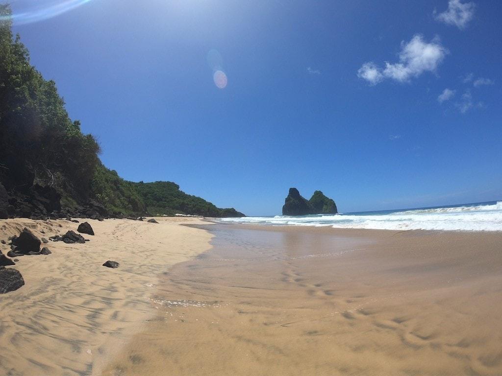 Praia do Cacimba do Padre a Fernando de Noronha: quando andare?