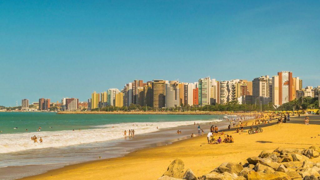 itinerario brasile 2 settimane fortaleza