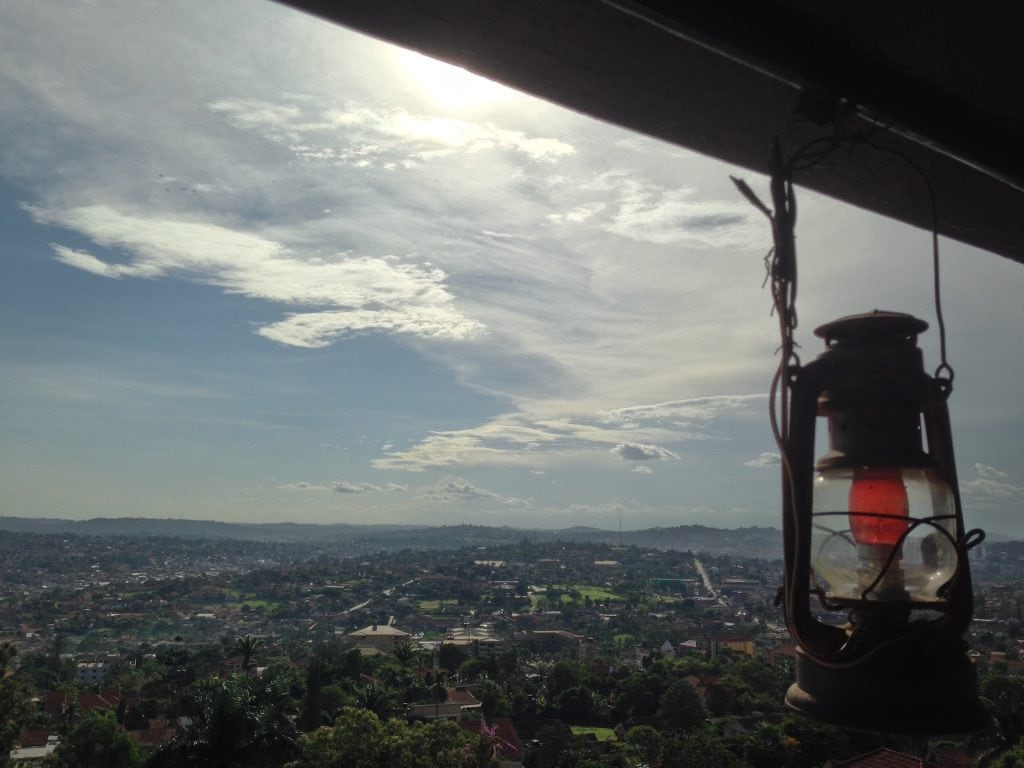 Kampala Uganda capitale