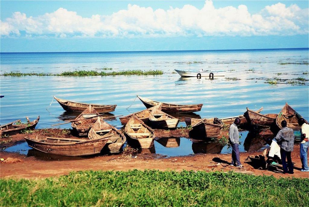 lago vittoria uganda