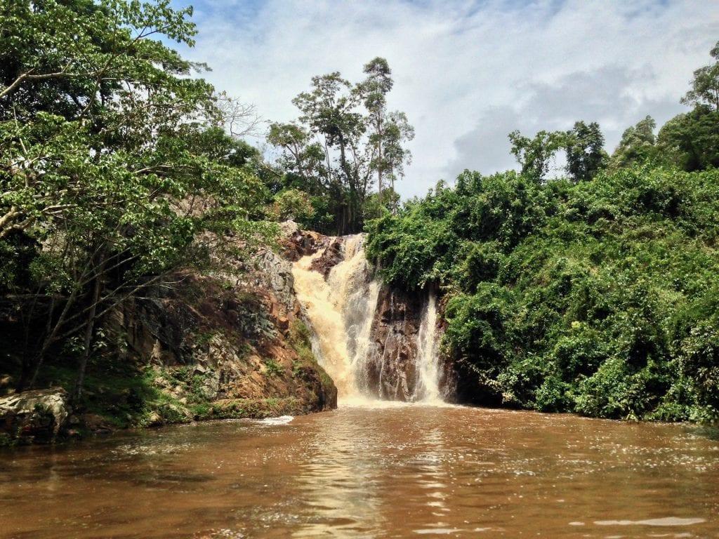 Ssezibwa Falls kampala jinja