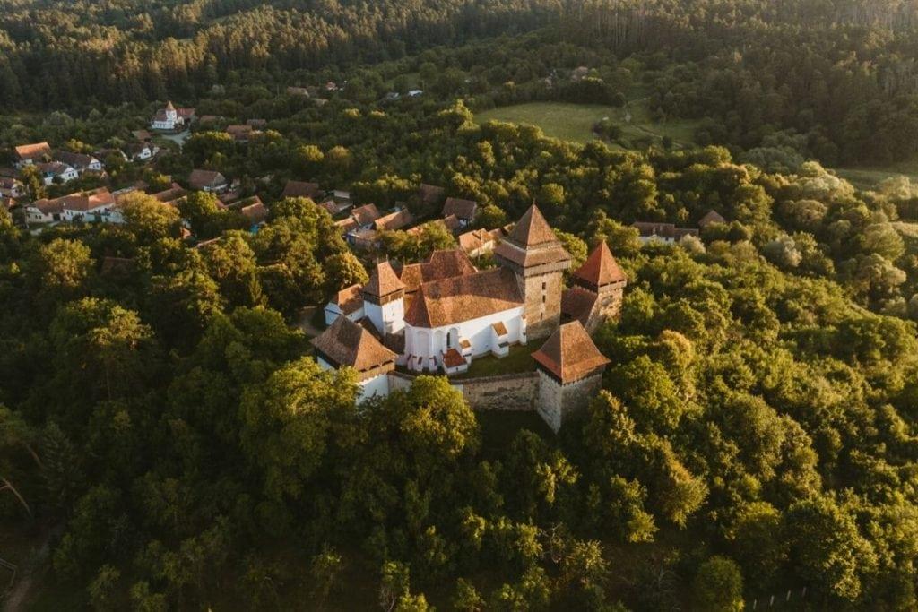 tour transilvania viscri