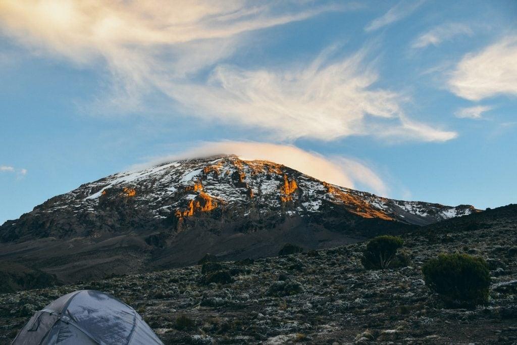 tanzania kilimangiaro quando andare