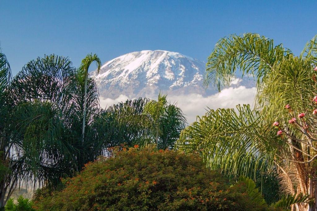 le vie per scalare il kilimangiaro