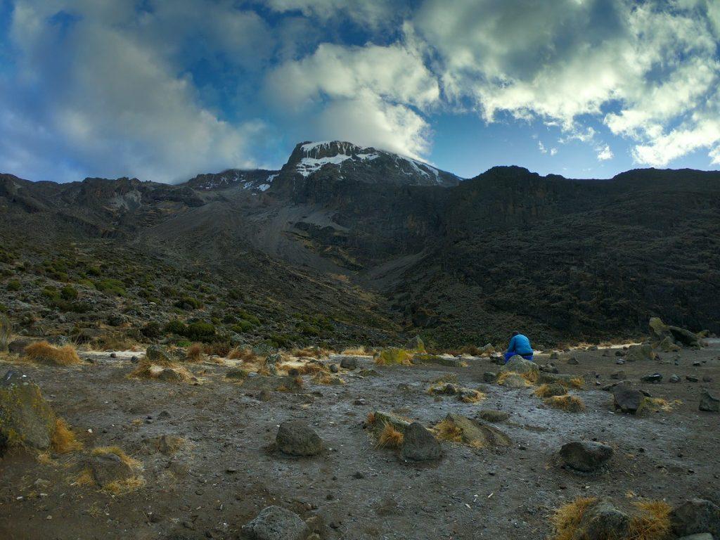 escursione sul kilimangiaro
