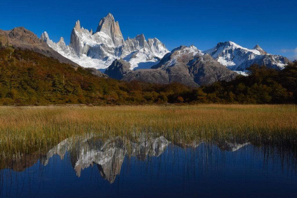 trekking più belli al mondo monte fitz roy