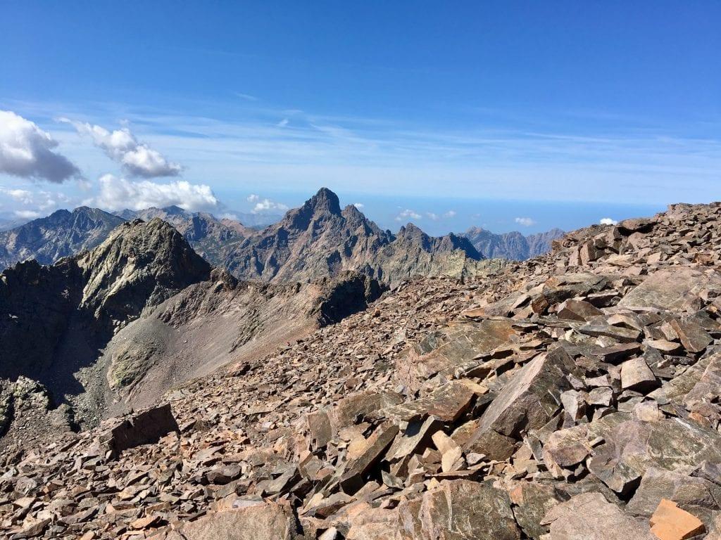 viaggi trekking nel mondo gr20 corsica