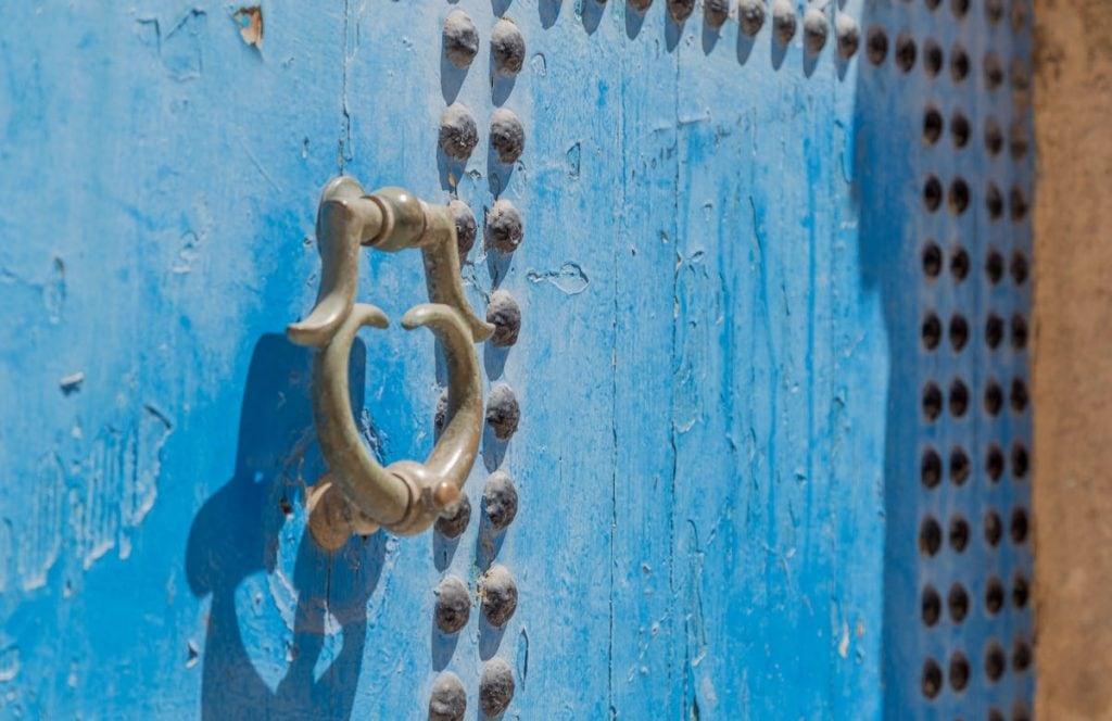porta essaouira marocco