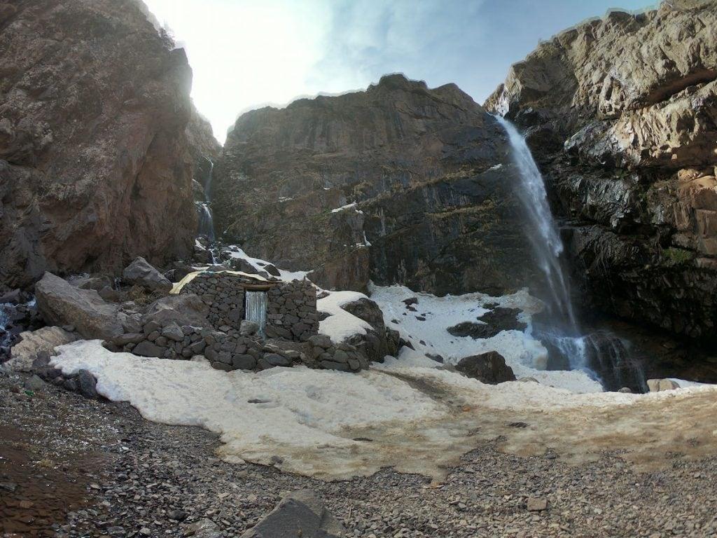 trekking marocco alto atlante