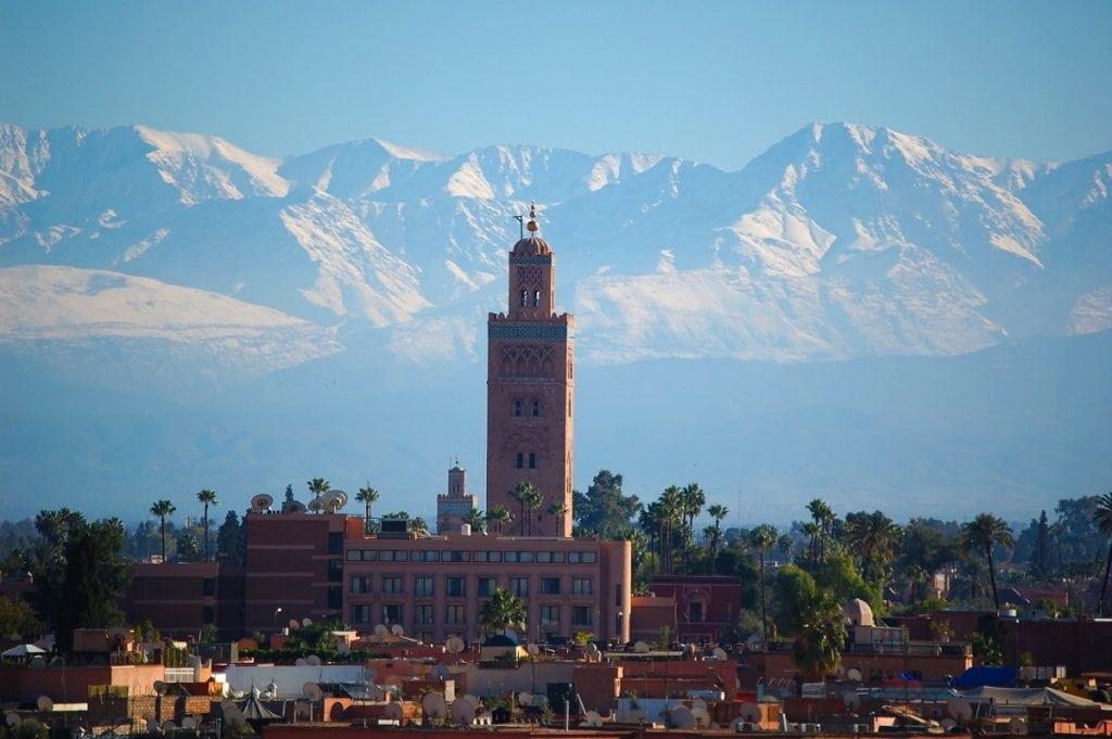 cosa vedere a marrakech atlante