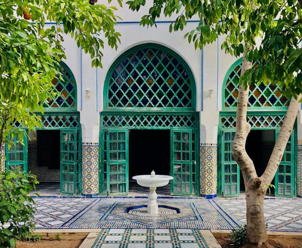 giardini riad marrakech dove dormire