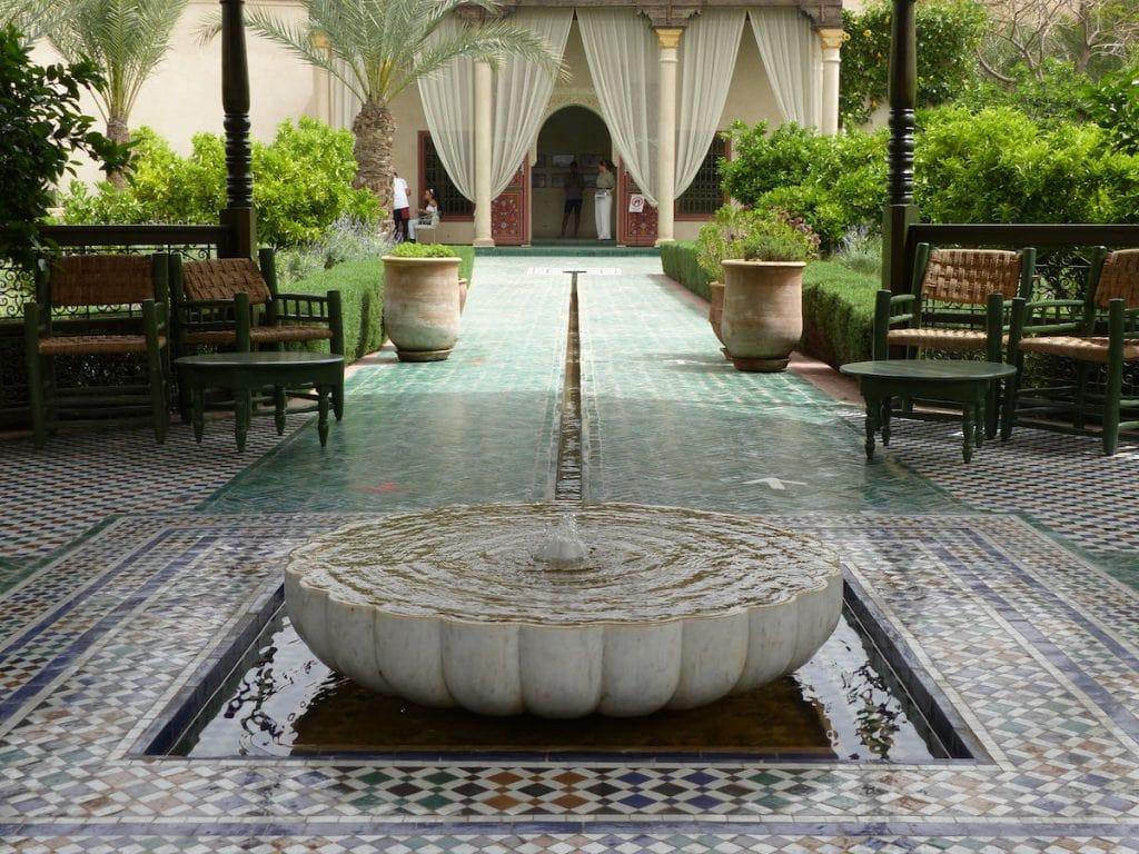giardini segreti marrakech cosa vedere in 3 giorni