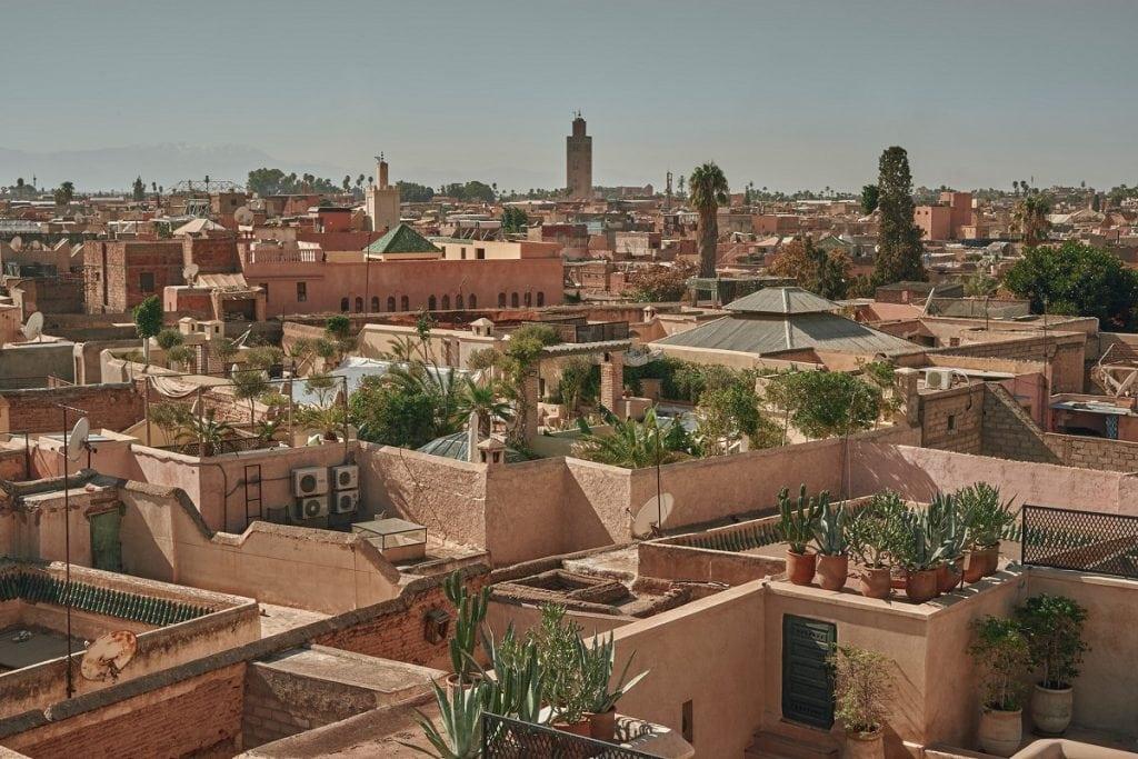 cosa fare a marrakech medina