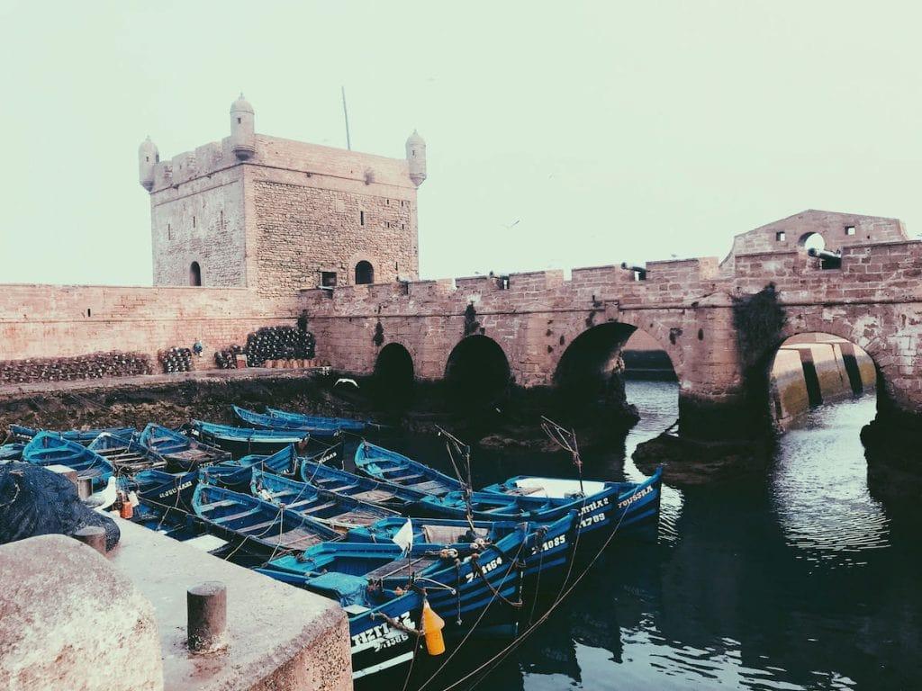 skala du port essaouira marrakech