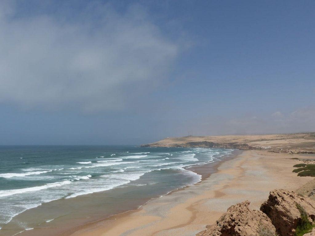 tamri national park marocco