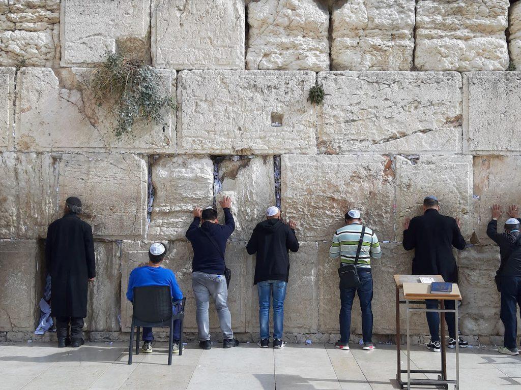 quartieri gerusalemmen muro del pianto